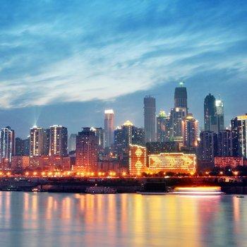重庆北美枫情江景主题酒店(观音桥店)图片5