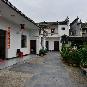 黟县宏村汪家庭院图片1