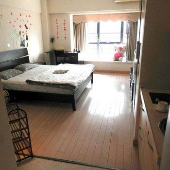 苏州蓝调生活家庭主题酒店式公寓(高新区汇豪国际店)图片10