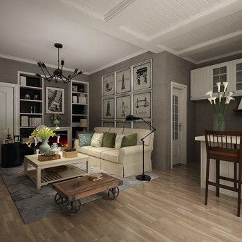 巴斯克公寓(绝版艺术主题)图片7