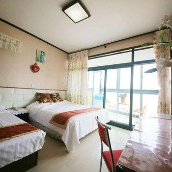 青岛栈桥浩海蓝庭观海公寓图片22