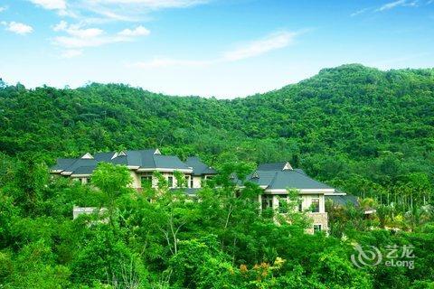 三亚呀诺达雨林一号度假酒店