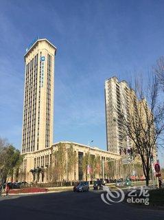 【乌鲁木齐君豪温德姆酒店】地址:新疆