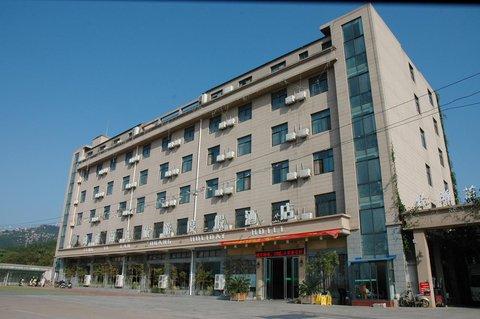天台风雅兰庄旅游度假酒店