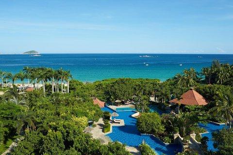 三亚亚龙湾万豪度假酒店