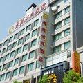 莫林风尚酒店(新化火车站店)外观图
