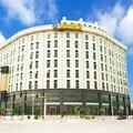 广州惠港酒店(新白云机场店)外观图