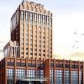 内蒙古华辰大酒店外观图