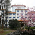 武汉中南花园饭店外观图