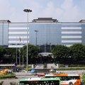 广州流花宾馆外观图