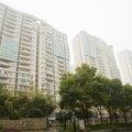 源涞国际酒店式公寓(上海莱诗邸店)外观图