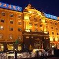 三门峡金玫瑰大酒店外观图
