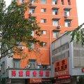 杭州亮堂商务酒店外观图