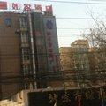 如家快捷酒店(北京景泰橋琺瑯廠店)外觀圖