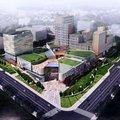 青岛君尚假日酒店公寓(大拇指广场国际会展中心店)外观图