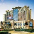 喀什月星锦江国际酒店外观图