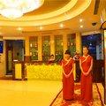 葫芦岛富都饭店外观图