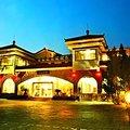 青州颐寿山庄外观图