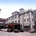 清沐铂金酒店(马鞍山和县和州路店)外观图