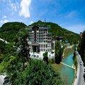 重庆金三泉酒店外观图