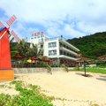 台山下川岛十里银滩酒店外观图