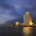 广州白天鹅宾馆外观图