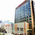 泸水锦盟大酒店外观图