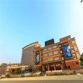 红安宇晟酒店外观图