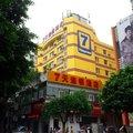 7天连锁酒店(重庆荣昌商业步行街中心店)外观图