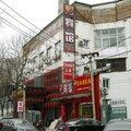 北京九月天宾馆外观图
