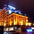 满洲里多利斯艺术酒店外观图