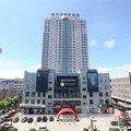 汪清县新天府国际酒店外观图