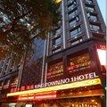 秦唐一号酒店西安钟楼店酒店预订