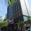 泸水格瑞商务酒店外观图