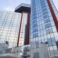 北京长城饭店外观图