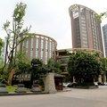 重庆湖上大酒店外观图