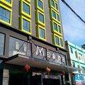 南康M印象酒店外观图