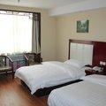 北京奥香阁宾馆外观图