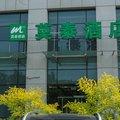 莫泰168酒店(天津空港中心大道行政许可中心店)外观图