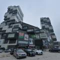 北京奥之骥商务公寓设计师广场店外观图