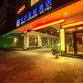 柏维风格酒店(濮阳火车站店)外观图