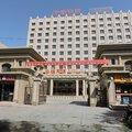 沙雅县沙雅宾馆外观图