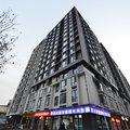 北京青年公寓酒店海淀黄庄店外观图