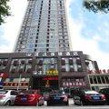 清沐连锁酒店(南京挹江门店)外观图