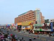 格林豪泰快捷酒店(洛阳上海市场店)