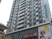 城市便捷酒店(珠海海滨泳场店)