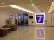 7天连锁酒店(汉中中心广场人民路火车站店)