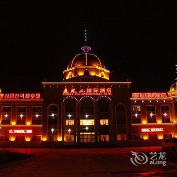 珲春森林山国际酒店