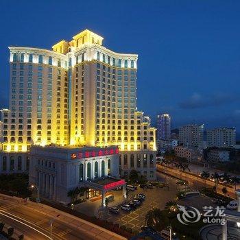 三亚锦江宝宏大酒店(主楼)