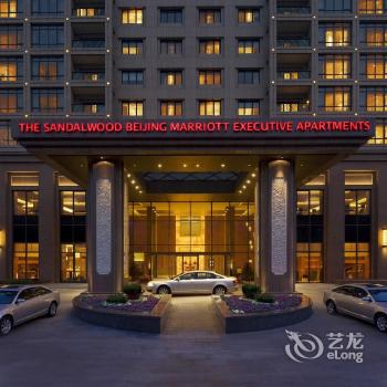 北京紫檀万豪行政公寓